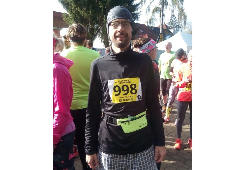 Jiří, půlmaraton a kouzlo vnitřní motivace